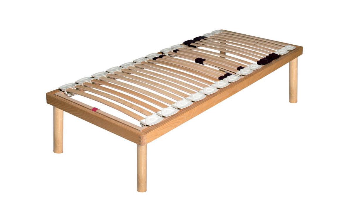 doghe struttura in legno fissa
