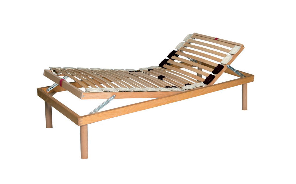 doghe struttura in legno manuale