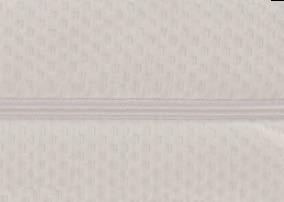 dettagli laterali materasso