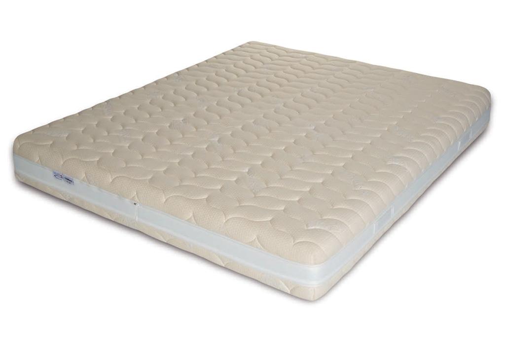 materasso lattice schiuma