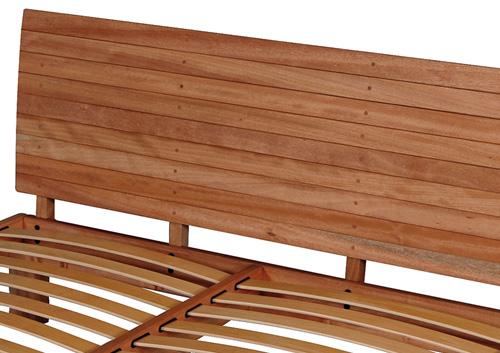 testiera doga in legno